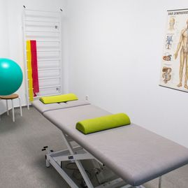 Manuelle Therapie bei Anja Wichern Physiotherapie in Sittensen